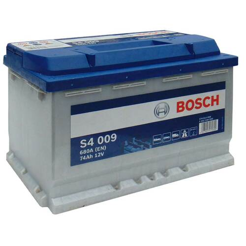 Bosch Automotive and Starter Battery S4 74AH 12V