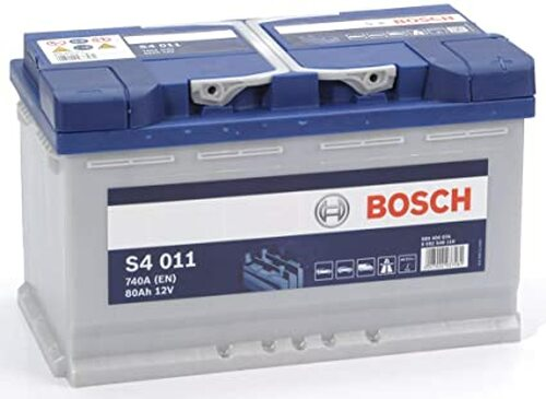 Bosch Automotive and Starter Battery S4 80AH 12V