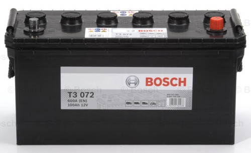 Bosch Automotive and Starter Battery T3 100AH 12V