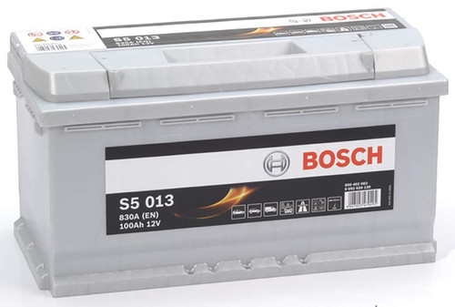 Bosch Automotive and Starter Battery S5 100AH 12V