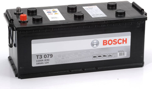 Bosch Automotive and Starter Battery T3 180AH 12V