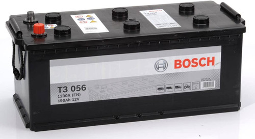 Bosch Automotive and Starter Battery T3 190AH 12V