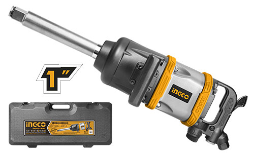 """INGCO Air Impact Wrench 1"""" AIW11222"""