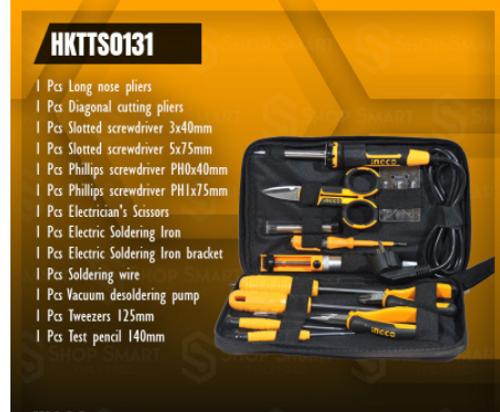13 Pcs Telecom Tools Set - (HKTTS0131) INGCO