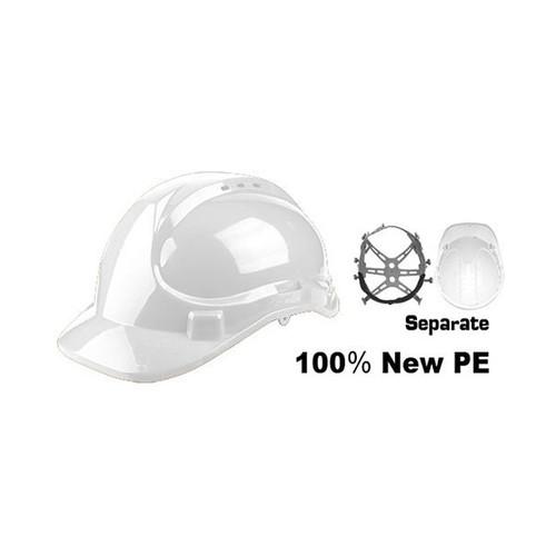 Safety Helmet (white) - (HSH209) INGCO