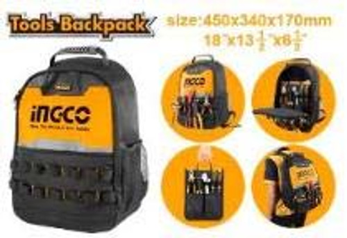 Tools BackPack - (HBP0101) INGCO