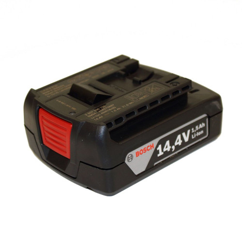 Bosch power tool battery 14.4V, 4.0Ah, Li-lon.
