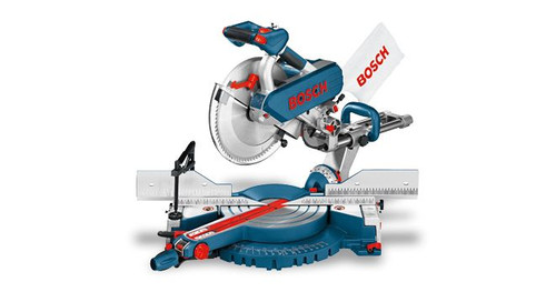 Bosch GCM 12 SD Professional sliding mitre saw The most important data Saw blade diameter 	305 mm Mitre setting 	52 ° L / 60 ° R Incline setting 	47 ° L / 47 ° R