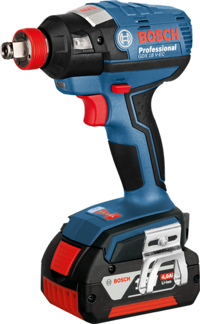 Bosch GDX 18 V-EC professional cordless impact wrenches