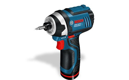 Buy Bosch GDR 10,8-LI professional cordless impact Driver on GZ industrial Supplies Nigeria The most compact Impact Driver with professional performance  High torque 105Nm with pocket size body that can cover 80% of conventional size of cordless impact driver applications  Shortest head length in its class (only 137mm) and only 0.96kg weight for easy handling   Highest speed in its class for outstanding work progress