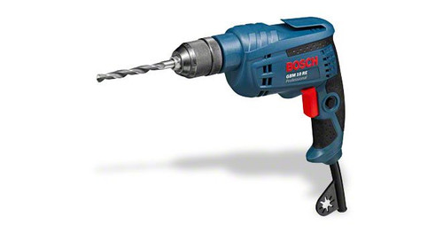 Buy Bosch GBM 10 RE Professional Drill online at GZ Industrial Supplies Nigeria The most important data Rated power input 	600 W Drilling diameter in wood 	25 mm Drilling diameter in steel 	10 mm