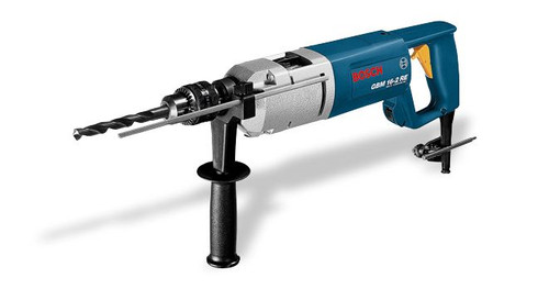 Buy Bosch GBM 16-2 RE Professional Drill online at GZ Industrial Supplies Nigeria The most important data Rated power input 1.050 W Drilling diameter in wood 40 / 20 mm Drilling diameter in steel 16 / 8 mm