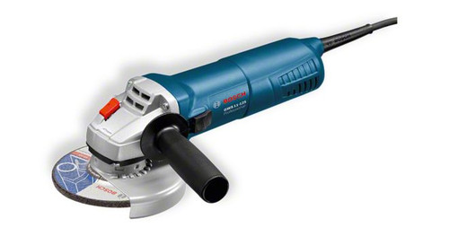 Buy Bosch GWS 11-125 Professional Angle Grinder online at GZ Industrial Supplies Nigeria The most important data Rated power input 	1.100 W No-load speed 	11.500 rpm Disc diameter 	125 mm