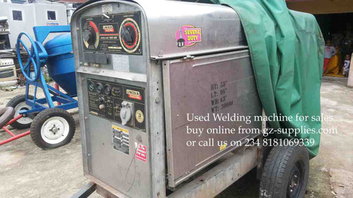 Used Lincoln welding machine SAE 400