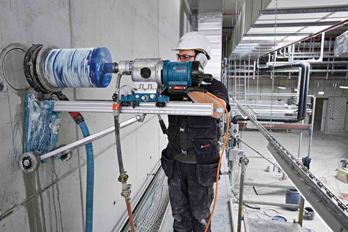 Bosch GDB 350 WE case Professional Diamond Core Drill 2