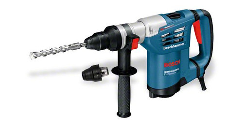 Buy Bosch GBH 4-32 DFR Professional Rotary Hammer with SDS-plus online at GZ Industrial Supplies Nigeria. The most important data Rated power input 	900 W Max. impact energy 	4,2 J Drilling diameter in concrete with hammer drill bits 	6 – 32 mm
