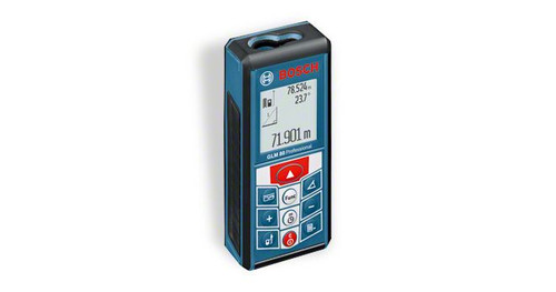Buy Bosch GLM 80 Professional Laser Measure online at GZ Industrial Supplies Nigeria The most important data Measurement range 	0,05 – 80 m Measurement accuracy, typical 	± 1.5 mm Measurement time, typical 	< 0.5 s