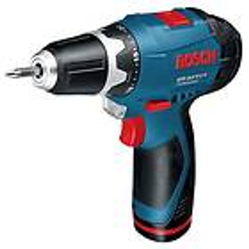 Buy Bosch GSR 10.8-2 Li (2x1.3Ah) online at GZ Industrial Supplies Nigeria.