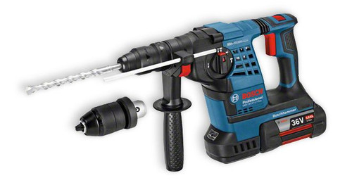 Buy Bosch GBH 36 VF-LI Plus Professional Cordless Rotary Hammer online at GZ Industrial Supplies Nigeria.