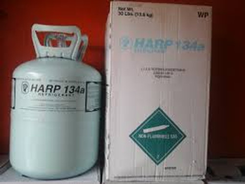 Buy Harp refrigerant Gas 134A online at GZ Industrial Supplies