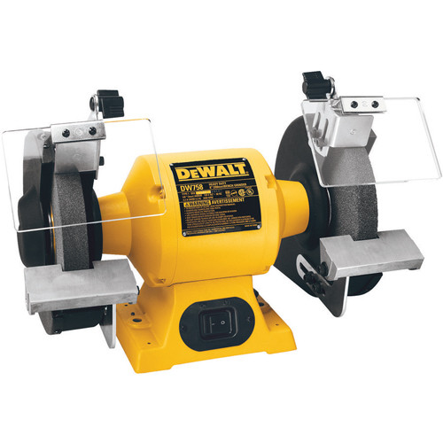 "Dewalt 8"" (205mm) Bench Grinder DW758"