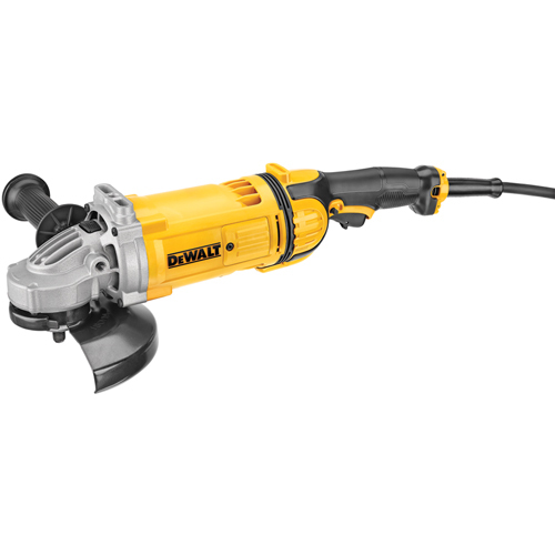 Dewalt 7 inch Angle Grinder Inch 8,500 rpm 4.7 HP DWE4557