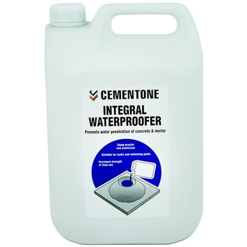 Bostik Cementone integral waterproofer 2.5 liters