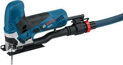 Buy Bosch GST 90 be Jigsaw + accessories online at GZ Industrial Supplies. Technical data: GST 90 BE Professional Power consumption 650 W Number of races in vacuum 500-3100 rpm Weight 2.6 kg Cable length 2.5 m height of stroke 26 mm Cutting depth Cutting depth in wood 90 mm Cutting depth aluminum 20 mm Cutting depth in non-alloy steel 10 mm 25 sheets GIFT saw for wood + Speed briefcase