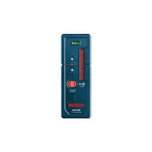 Buy  Bosch BLE 200 Laser Receiver online at Gz Industrial Supplies Nigeria. The most important data reach 	0 - 200 m power supply 	2 x 1.5 V LR6 (AA) Dust and splash protection 	IP 66