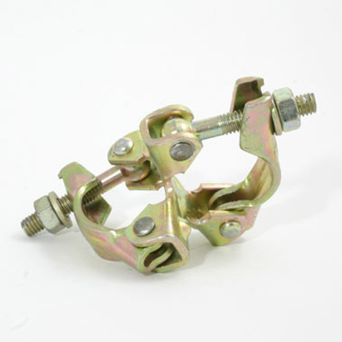 scaffold clamp Double coupler Steel