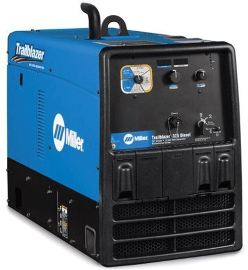 Miller Welding Machine Trailblazer 325 Diesel driven