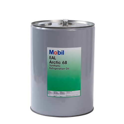 Mobil EAL Arctic 68 synthetic compressor oil 20 liters