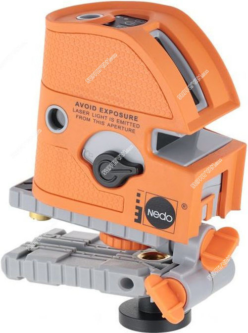 Nedo multi X- line 5.2, combination line + point laser
