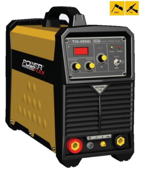 Power flex Argon Arc welder Tig welding Machine Tig 400Ai