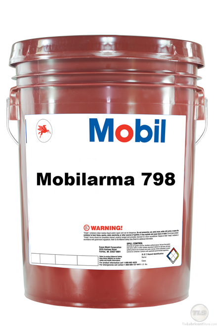 Mobil Mobilarma™ 798 Open Gear Grease 18.9Kg