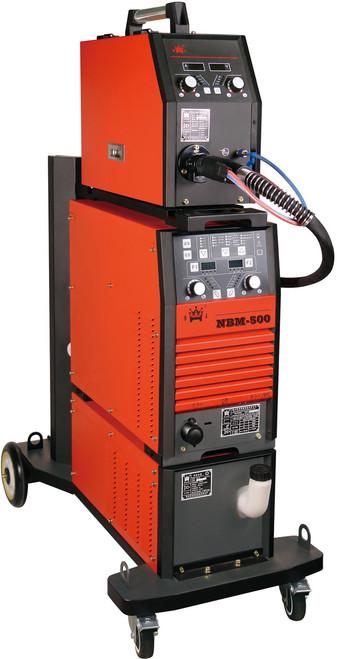 NBM-500 Digital Double Pulse MIG/MAG Welding Machine