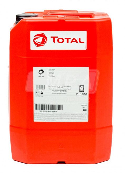TOTAL LUNARIA FR 68 COMPRESSOR OIL-20L