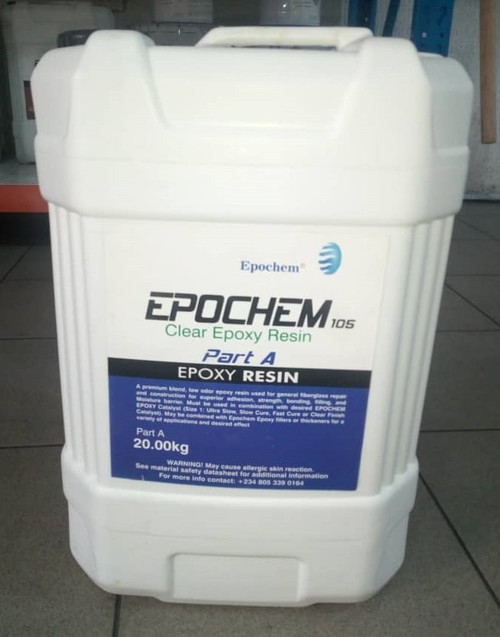 Epoxy Resin Epochem 105, 20kg keg (Epochem105-20kg)