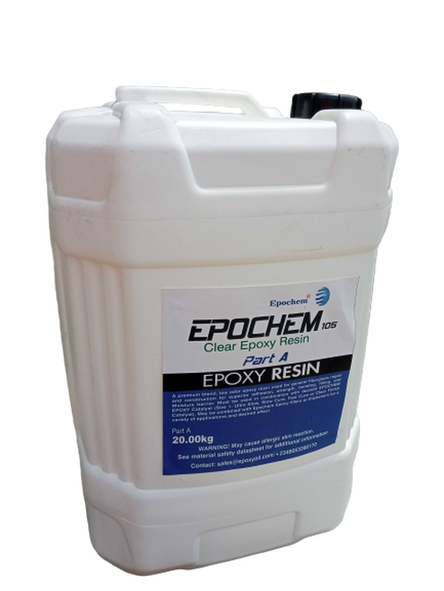 Epoxy Resin Epochem 105, 20kg keg