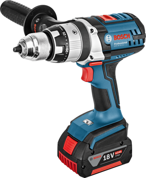 Bosch GSR 18 VE-2-Li Cordless impact drilling machine