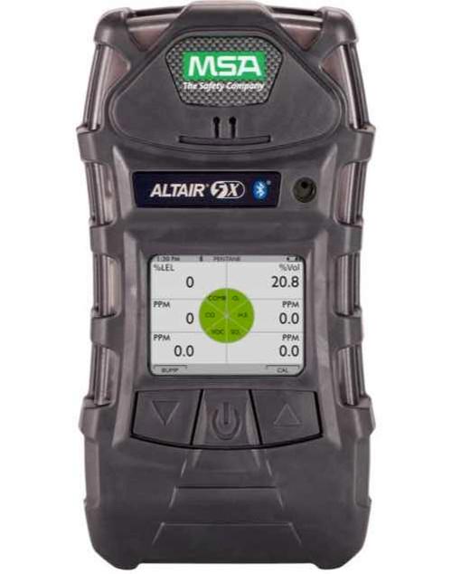 MSA Multi-Gas Detector MSA Altair 5X