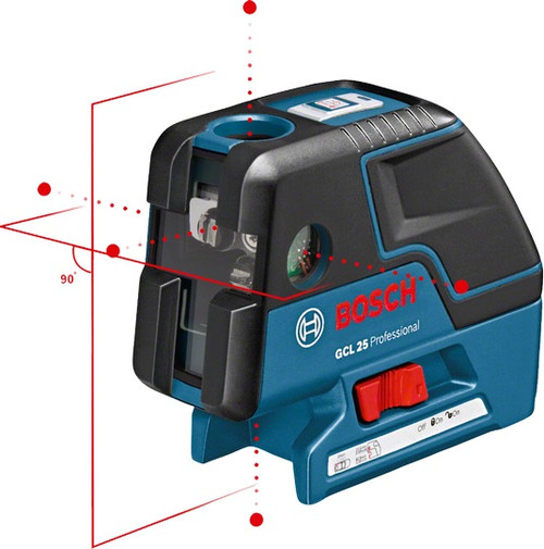 Bosch GCL 25 Point Laser Professional