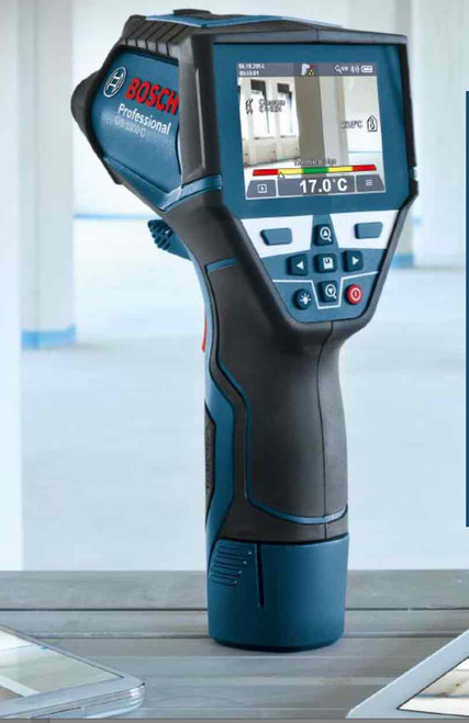 Bosch GIS 1000 C Thermal imaging and Detection camera professional