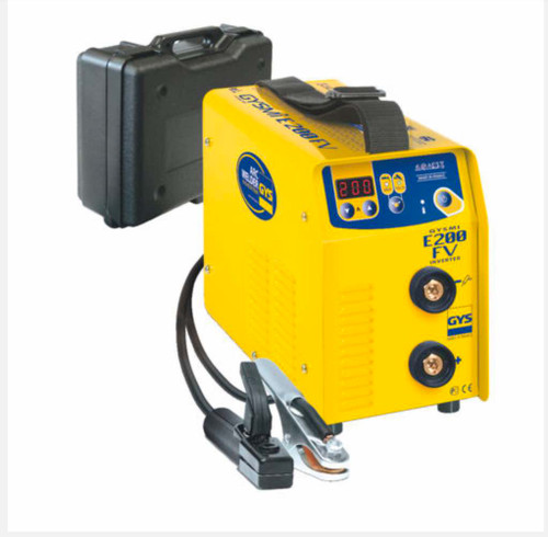 GYS Portable inverter arc welding machine MMA/Single Phase GYSMI 200 P