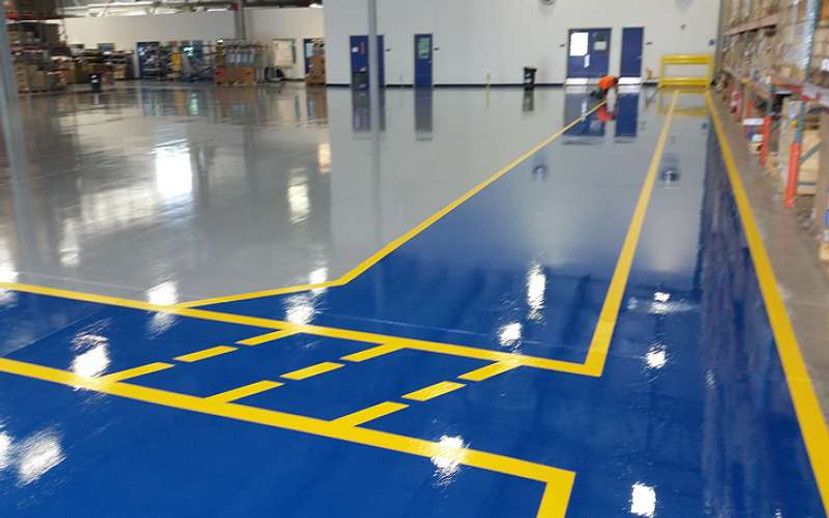 ​Epoxy Floor Coating For Industrial Floor