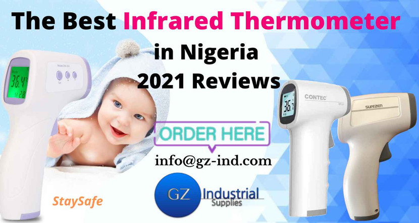 The Best Infrared Thermometers in Nigeria 2021 Reviews