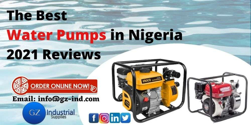 The Best Water Pumps in Nigeria 2021 Reviews