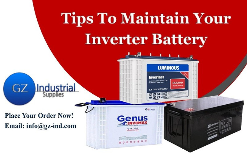 ​Tips To Maintain Your Inverter Battery