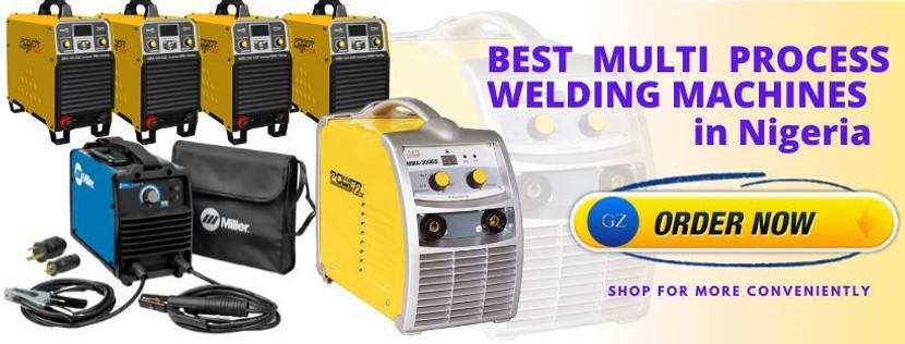 BEST MULTI PROCESS WELDING MACHINES IN NIGERIA