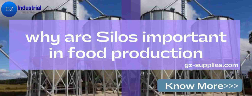 Why are Silos important in food production